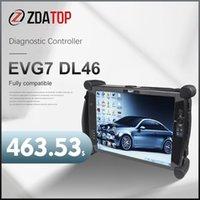 진단 도구 Top-Rated EVG7 노트북 연결 소프트웨어 ICOM A2 / icom 다음 / Forgm MDI / JDIAG DDR2GB / 4G / 8G 컨트롤러 태블릿 1