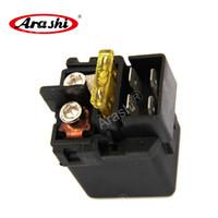 Arashi Electrical Starter Relay Solenoide para HONDA CBF1000 2006 - 2009 NT700 SH150 VT1300 2010 CB600 1998 - 2006 2001 2002 2003 2004 2005