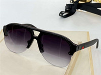 0170 nuovi occhiali da sole maschile e femminile di forma rettangolare popolare stile di modo di estate con la parte superiore protezione per gli occhi la prova UV polarizzatore con box