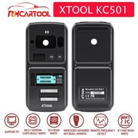 Диагностические инструменты OBD2 XTOOL KC501 Инструмент Ключ автомобиля для чип-программатора Читать запись MCU / EEPROM Чипсы X100 PAD3 A80 PRO