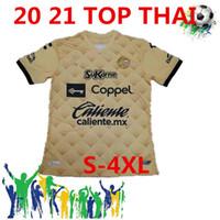 Sinaloa México Futebol Jerseys 2020 2021 Camisetas Casa Orados Cassio Ronaldo Luan Fagner 20 21 Neto Homens Terceiro Futebol Camisa