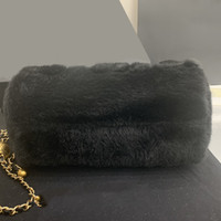 New autumn winter 2020 Drum pattern control wool bag circle bag AS1899The latest style of the bag is kind and warm Feel soft and comfortable