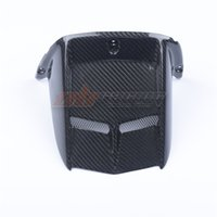 Motorcycle Black Trasero Fender Tire Fender Mudguard For Yamaha yzf R6 2008 09 10 11 12 13 14 15 15 2016 Fibra de carbono completo 100% sarga