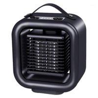 Chauffage portable Mini chauffe-chauffage PTC Céramique électronique pour chauffage et refroidissement, pour bureau à domicile (fiche américaine) 1