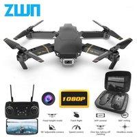 ZWN Z20 RC Drone с FPV Wi-Fi 480P 1080P 4K HD Двойная камера Quadcopter Описание окада Описание поток управления Mini Drone VS SG106 E58 DRON1