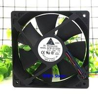 Almohadillas de enfriamiento portátil CPU Fan del enfriador para el servidor PC AFB1212SH -F00 3 PINS / -5C54 4 PINES 120 MM 120 * 120 * 25mm 12V 0.80A PWM 3400RPM 113CFM1