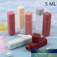 5 ml boş dudak parlatıcısı tüpleri dudak balsamı tüp ruj kozmetik konteyner aplikatör