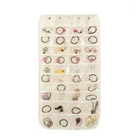 Suporte de jóias 1 pc Saco de armazenamento de suspensão Bolsa Brincos Cadeias de Titular Exposição Organizador para Pulseira Colares Decor 1