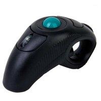 Mouse câblée USB Mouse Handheld Souris Black 1000DPI Doigt à l'aide de souris de bureau d'affaires optiques pour PC Laptop1