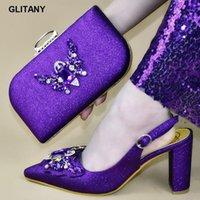 Designer Shoes Women Luxury 2020 Scarpe italiane con borse abbinate ITALIANO AND BAGS Set Invia GRATIS fibbia cinturino partito1