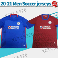 20 21 Cruz Azul soccer jerseys blue 2021 mexico league socce...