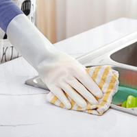 Lateks Eldiven Delinme Koruma Yapışmaz Eldiveni Yağlama Yırtılma Yırtılma Beyaz Nitril Eldiven Yeni Varış 3 2AD L1