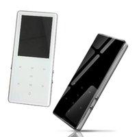 Toque Bluetooth de 2.4 pulgadas-SNP Reproductor de MP3 incorporado 8G HIFI sin pérdidas con FM / Radio y altavoz