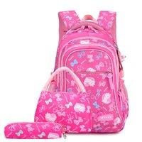 Ziranyu School Bolsas Crianças Mochilas para Adolescentes Meninas Lightweight Waterproof School Bags Criança Ortopedia Escola Boys Y0119