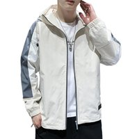 Men' s lightweight windbreaker winter jacket