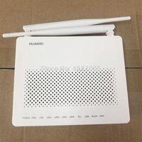 광섬유 장비 10pcs Huawei EG8141A5 GPON ONU ONT 5DBI FTTH 모뎀 라우터 1GE + 3FE + 1TEL + USB + WIFI 동일 기능 HG8546, BARE METAL + A