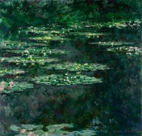 Claude Monet Water Lilies Home Decoration Handcrafts  HD Pri...
