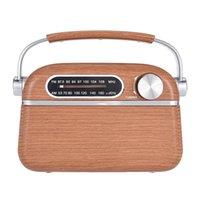 Pocket Radio Bufante Bateria Recarregável Pacote DC 3V UM-1X2 Power Analógico AM FM Tuner Bluetooth
