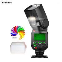Yongnuo YN968EX-RT فلاش Speedlite ل DSLR متوافق مع W / YN622N YN560 Wirelessl Speedlite 1/8000 مع LED Light1