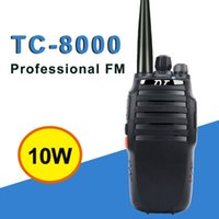 10W walkie talkie TYT TC- 8000 3600mAh 10km Portable two way ...