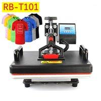 12x15 pulgadas Máquina de prensa de calor Camiseta Máquina de impresión DIGITAL SWING 29x38 CM Transferencia de calor Transferencia de sublimación Tela DIY1