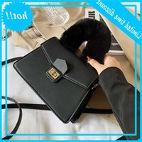 Pluche Tote 2021 موضة جديدة جودة بو تعلم المرأة حقيبة يد مصمم فنجر حقيبة الكتف