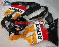 Cowling 2000 00 Honda CBR600 F4 99 CBR 600 1999 CBRF4 CBR-600 Motosiklet Üstyapı Turuncu Beyaz Siyah Kırmızı Fairing Kitleri (Enjeksiyon Kalıp)