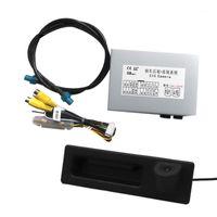 Rückfahrkameras Parking Sensor Camera Interface für 5 Serie F10 F10 F07 2011-2012 Sn Cic System Umkehrende Decodermodul1