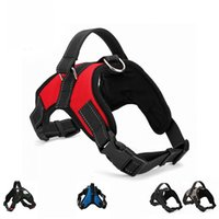 S To XL Size Dogs Vest Harnesses Saddle Type Small Medium La...