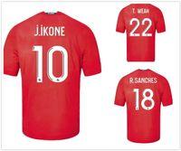 20-21 camisas de futebol Lille 10 FONTE Thai Qualidade 9 L.ARAUJO ONE # 10 AUJO # 11 ANDRE # 21 GABRIEL # 4 BURAK # 17 XEKA atacado 2020 personalizadas