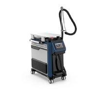Sistema de enfriamiento de alta calidad Máquina de enfriamiento de aire de la piel de 1500 vatios, dispositivo de aire frío para el sistema láser fraccional de IPL Láser Diodo CO2