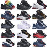 Sıcak 2020 Orijinal Teslim R4 Spor Ayakkabı Erkek Kadınlar Için Üçlü Siyah Beyaz Altın Oz NZ 301 Sneakers Erkek Eğitmenler Koşu Ayakkabıları Boyutu 36-46
