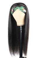 Meetu Yeni Uzun Peruk 28 30 inç Vücut İnsan Saç Peruk Kafa ile Düz Su Gevşek Derin Yok Dantel Peruk Kadınlar Için Doğal Renk