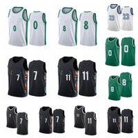 NCAA 8 Walker 7 Durant Erkekler 11 Formalar 23 3 Davis City Siyah Basketbol Nakış