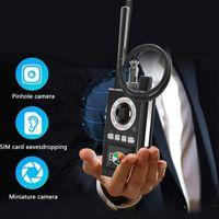 AI Intelligent Upgrade K88 Spion Anti Spy Bug Detektor Mini Spy Hidden Camera Scanner GSM GPS Tracker Signal Finder