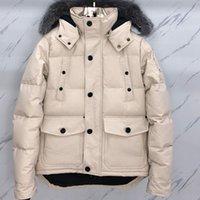 2020Top Winter-Herren Jacken Mode Herren Daunenjacke Windjacke Top-Qualität Parka Herren Damen Jacken Kleidung Großhandel