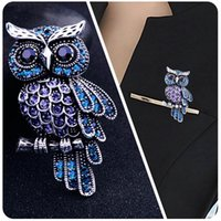 Ancient Women' s Men' s Owl Korean Zinc Alloy Trendy...