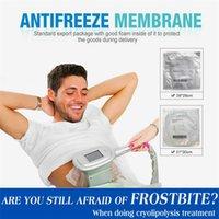 2020 Anti Freeze-Membranes 28 * 28Cm 27 * 30cm * 42cm 34 Frostschutz Antcryo Membrane Kühle Cryo Pad Frostschutz- Zeltiq ce