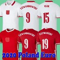 2020 Polonia Soccer Jerseys Lewandowski 2021 Milik Piatek Football Shirts 20 21 Camiseta de Futbol Grosicki Grosicki Krychowiak