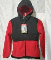 2021 아이들이 두건이있는 아이들이 ositto 노스 자켓 패션 겨울 Softshell 자켓 키즈 야외 스키 얼굴 코트 방풍 캠핑 코트