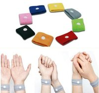1500pcs  Lot Anti Nausea Wrist Support Sports Cuffs Safety W...