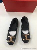 Orijinal Kutusu ile Kuzu Deri ayakkabı 2020 Vara Bow Lady arkası açık iskarpin Jerry Pompası, Klasik Yüksek Topuklar Jelly Yumuşak Günlük Ayakkabılar,