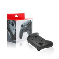 Neue drahtlose Bluetooth-Fernbedienung Pro Gamepad Joypad Joystick für NDS Switch Pro Spiel-Konsole