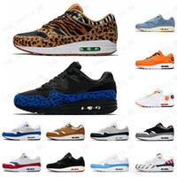 2020 Atmos 1s Zapatillas para correr Trainers Atmos 1S Animal Pack 3.0 Tinker Parra Cred Lo que los zapatillas deportivas de impresión Tamaño 36-45
