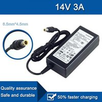 New 14V 3A 2.14A 1.43A 1.79A 6.5mm*4.5mm monitor Power Adapter For Samsung S22A330BW LCD Charger