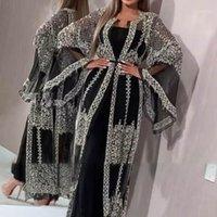 2 pezzi Abiti africani africani per le donne dashiki caldo timbrating africa vestito vestiti africani abiti africani abaya dubai vestito musulmano abbigliamento Islam1