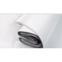45 * 55 cm Beyaz Kendinden Mühür Posta Çantası Plastik Zarf Kurye Posta Ma Sqcntc Bdenet