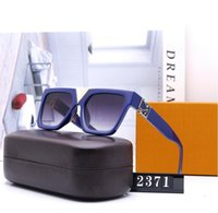 2021 العلامة التجارية للرجال SunglassesSfashion Designerglasses Gold Frame Lensladies Sunglassesbrand Designersunglasses جولة نظارات