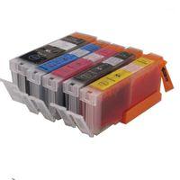 Cartucce d'inchiostro per Canon 470 471 PGI-470 PGBK CLI-471 Cartuccia compatibile Compatibile PIXMA MG6840 MG5740 TS5040 TS6040 Printer1