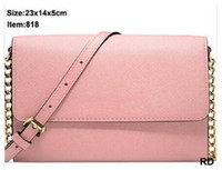 Envío gratis diseñador Nuevos bolsos de mano patrón de cuero sintético bolsa de moda bolsas de cadena de bolsas de mensajero de hombro bolsas de hombro Fashionista
